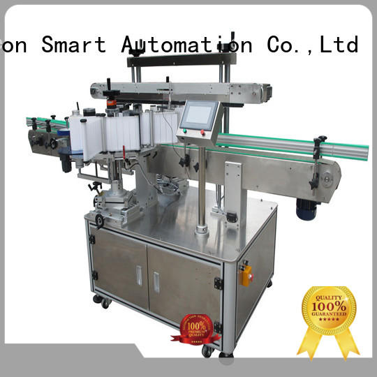 PST high end Side labeling Machine wholesale for bucket