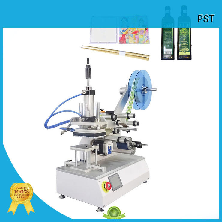 PST top semi automatic labeling machine manufacturers for factory