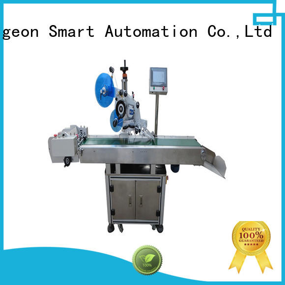 automatic labeling machine flat book PST