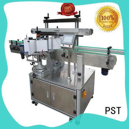 hot sale Side labeling Machine supplier for square bottles PST
