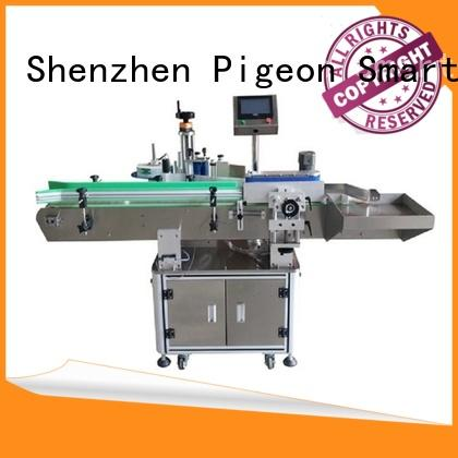 PST round bottle labeler company for cosmetics bottles