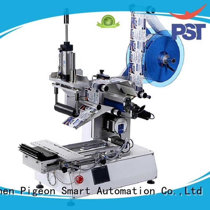PST auto label machine supplier for square bottles