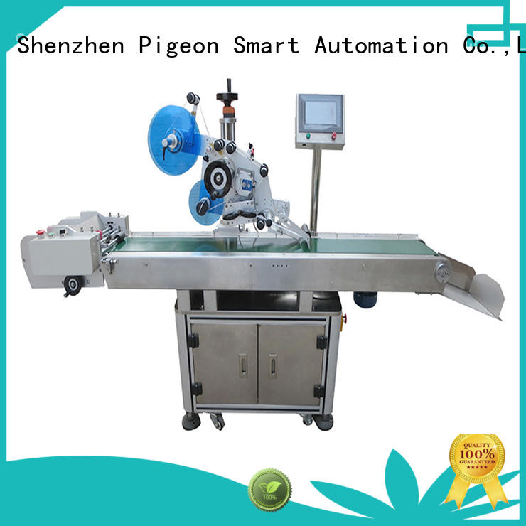 custom plance labeling machine manufacturer for cards