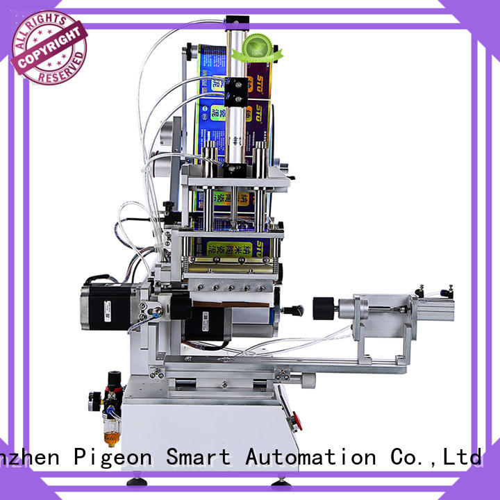 around automatic bottle labeling machine wholesale for round bottles PST