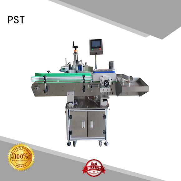 machine automatic bottle labeling machine wsrap for sale