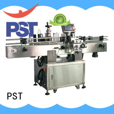 PST bottles labeling machine factory for cards