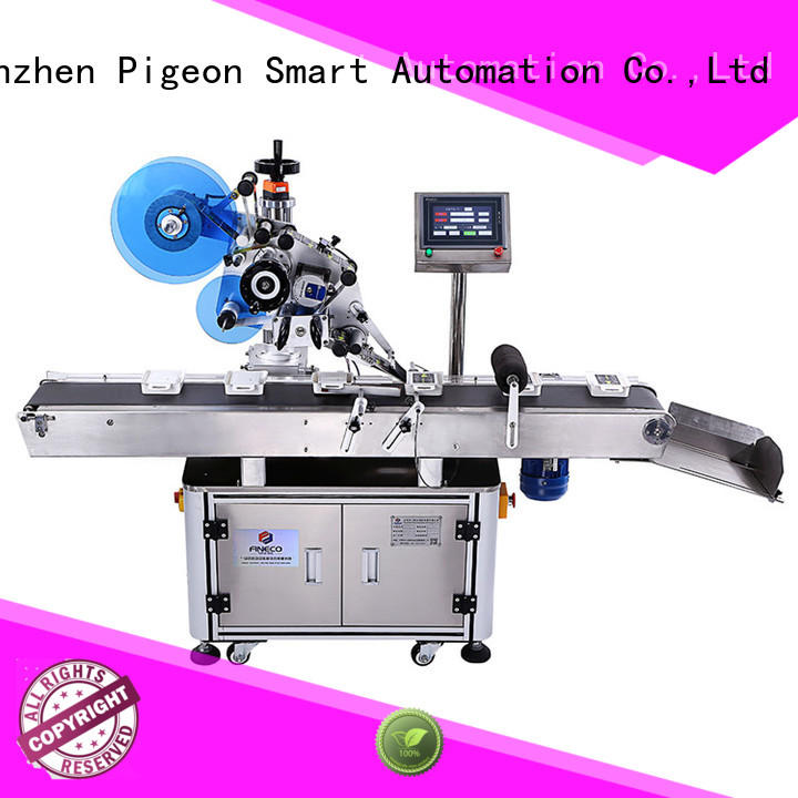 labeling automatic labeling machine manufacturer for flat bottles