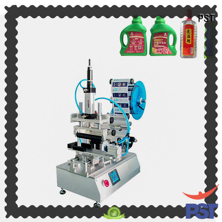 PST wholesale semi auto labeling machine suppliers for sale