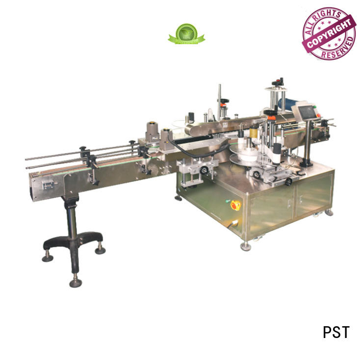 PST double side labeling machine manufacturer for cards