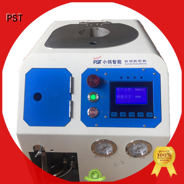 PST automatic riveting machine supply for blind rivets