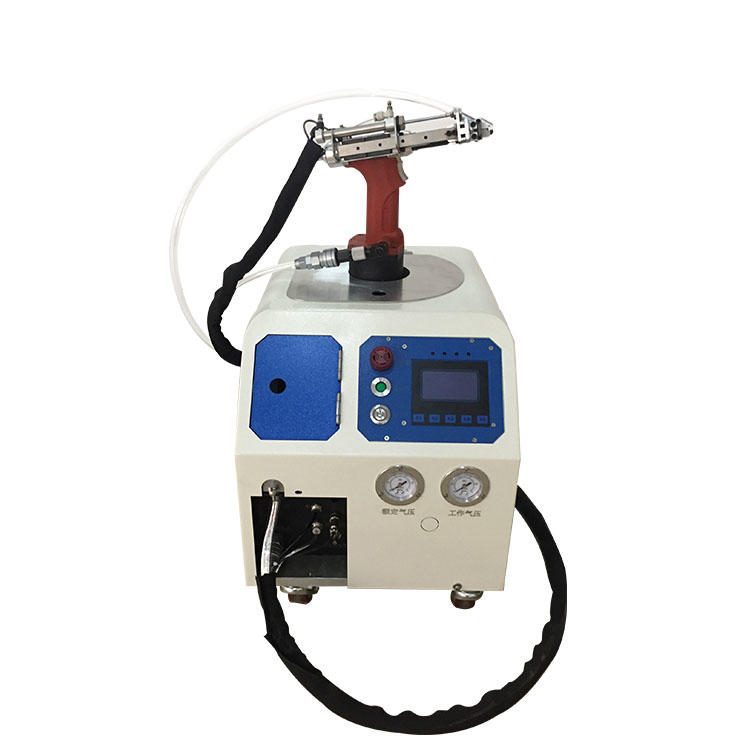PST superior quality automatic riveting machine supply for computer terminal case-1