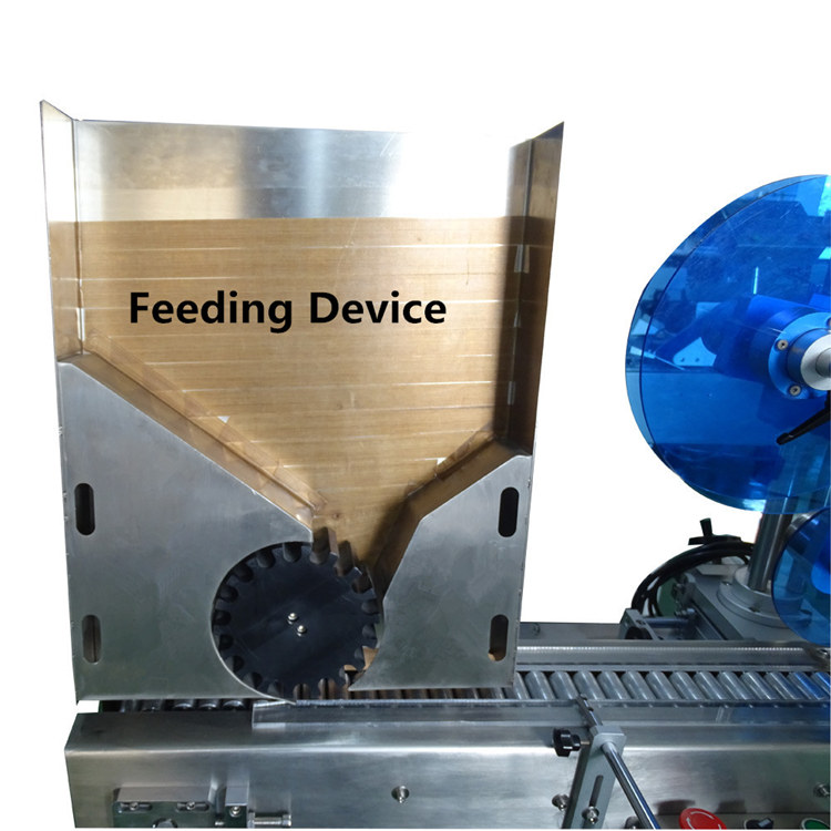 latest automatic bottle labeler supply for round bottle-1