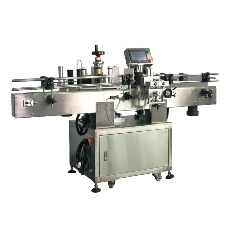 Automatic Positioning Round Bottle Labeling Machine