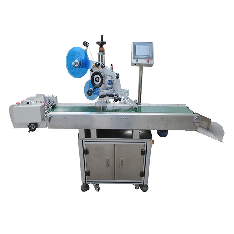 Automatic Plane Card Labeling Machine
