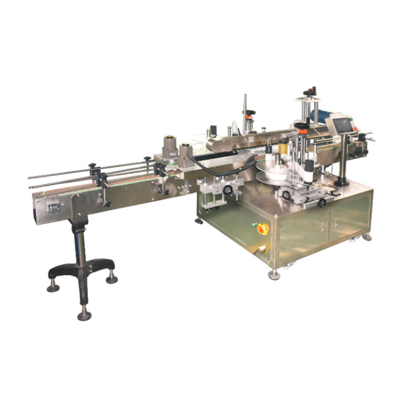 Automatic Double-sided Labeling Machine