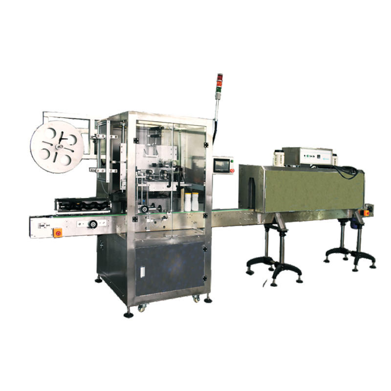 Automatic Sleeve Standard Machine