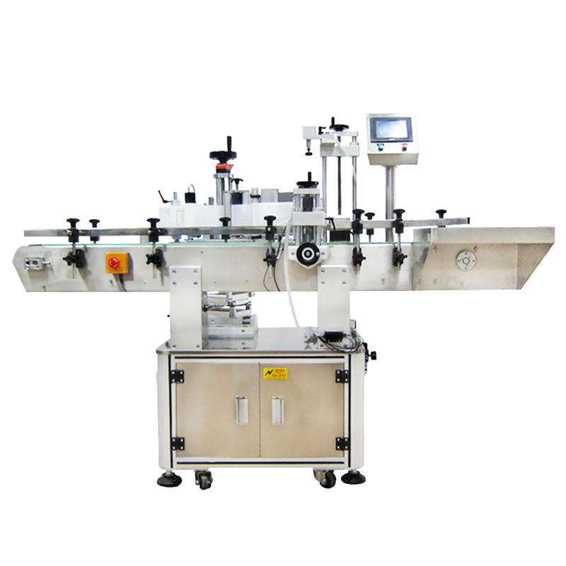 Automatic Manufacturing Process Labeling Speed:20-40pcs/Minute Round Bottle Labeling Machine PST710