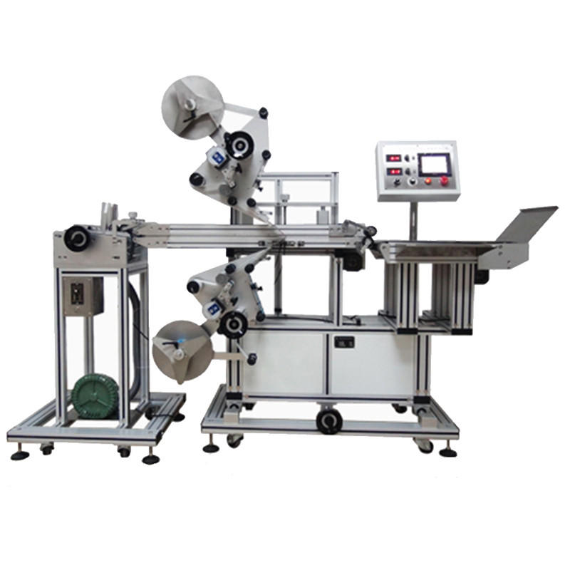 Automation Manufacturing Process Labeling Machine for Mobile Phone Screen Protector Films