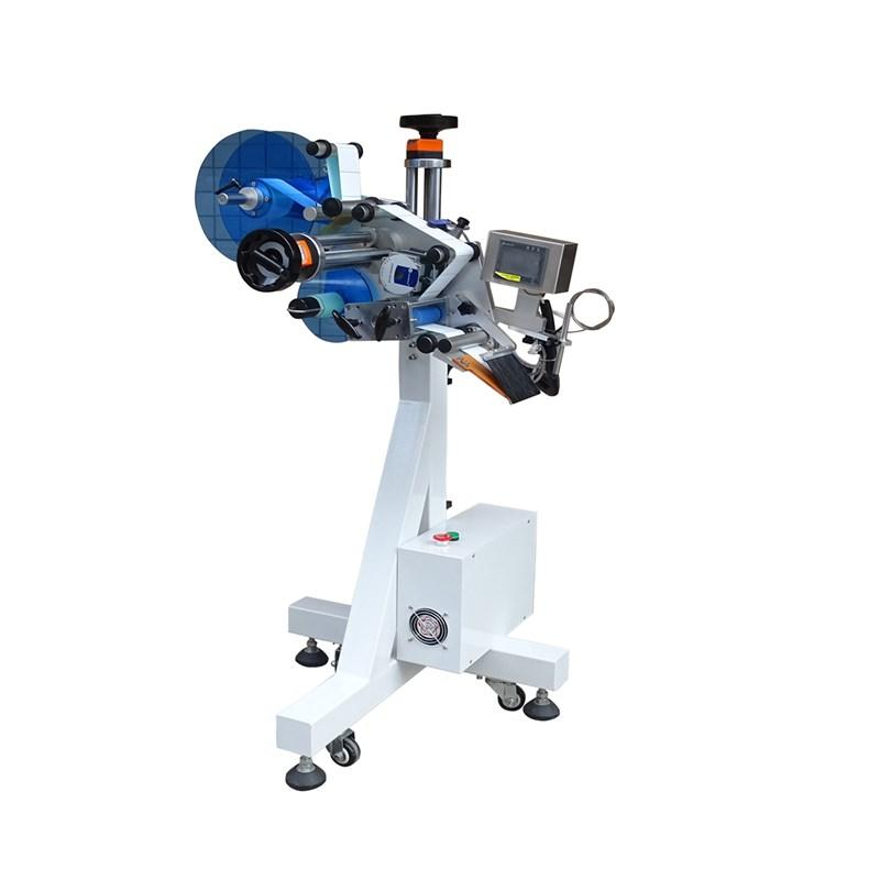 PST Automatic Flat Labeling Head Machine For Box/Book/PST835