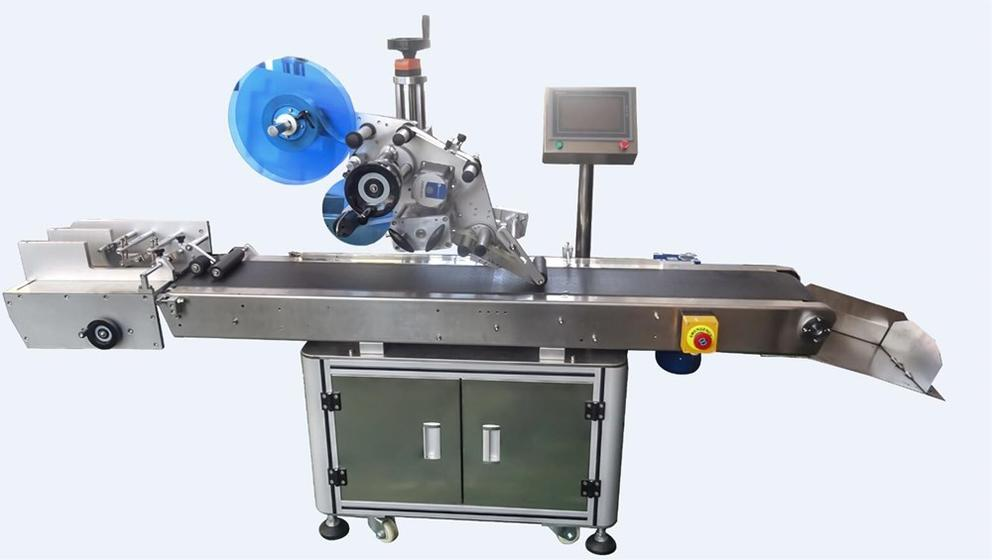 How does Automatic Splitting Card Labeling Machine work?