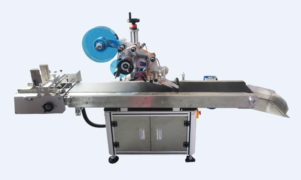The Introduction of Full automatic flat suction labeling machine