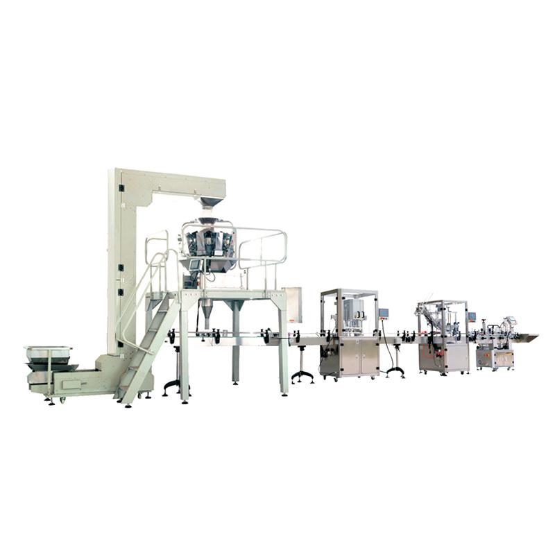 labeling machine production line