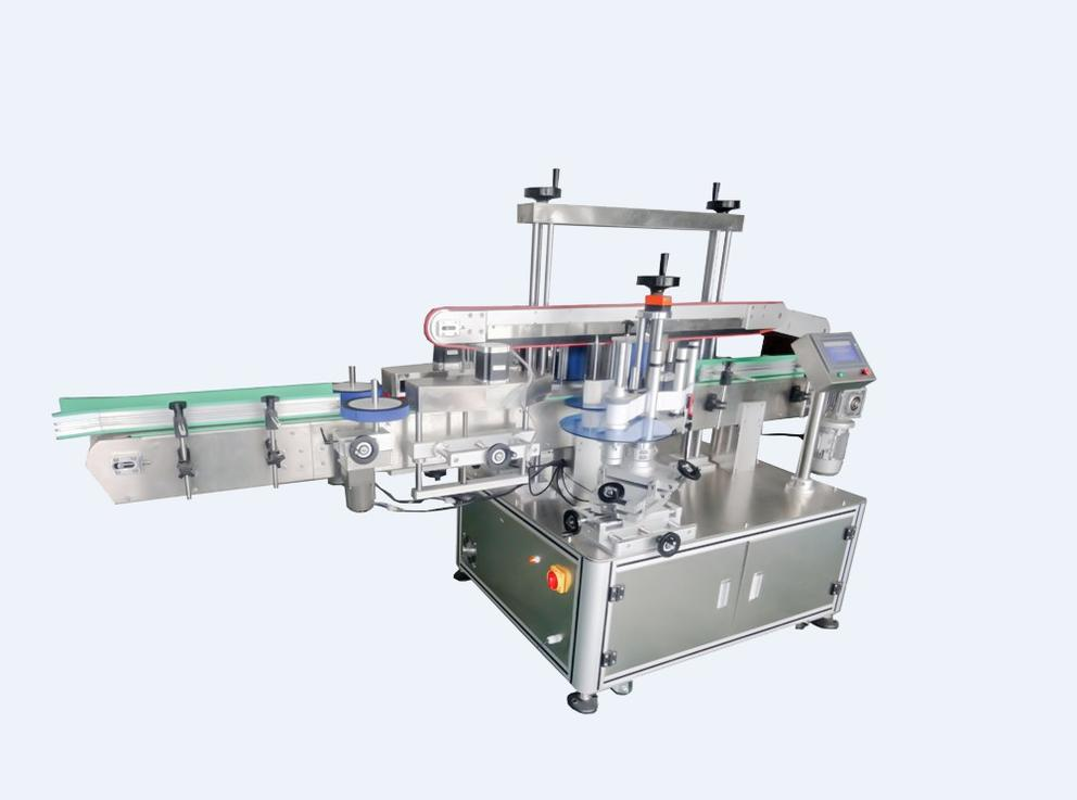 Fully Automatic Double Side Labeling Machine PST503