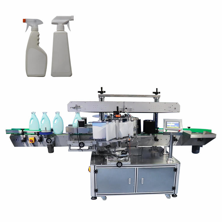 Automatic double side labeling machine PST-S03