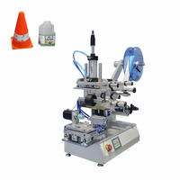 Automatic Rolling with Motor Rotation Labeling Machine for Round/Square/Flat/Taper Bottle