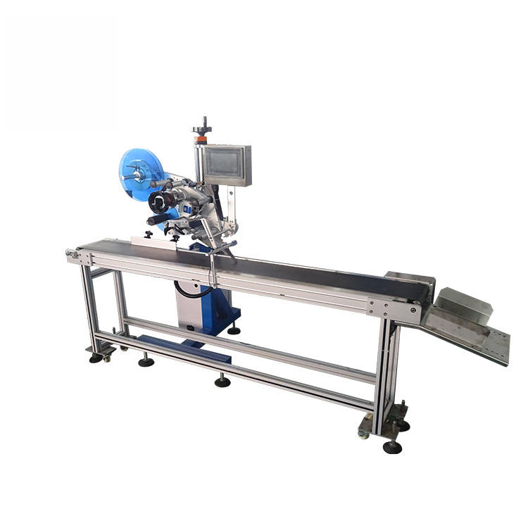 Fully Automatic Plane Assembly Line Labeling Head Machine Sticker Labeller (PST-P05)