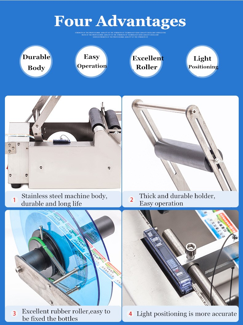 wholesale labeling machine company for flat bottles-3