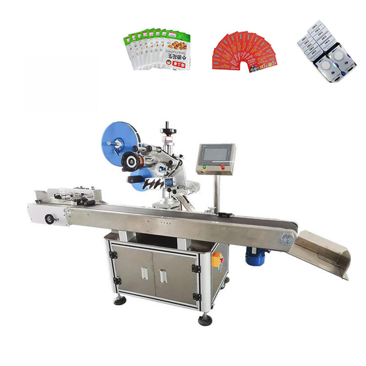 Fully Automatic Label Equipment Separate-Card Labeling Machine (PST-P02)