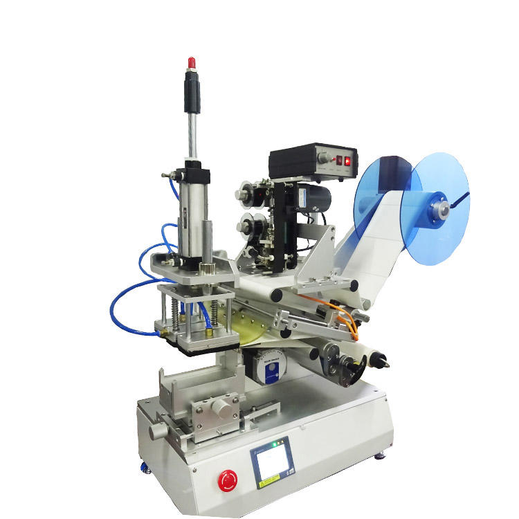 Semi Automatic Plane Surface Labeling Machine Labeller (PST-P11)