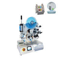 Semi Automatic High-Precision Packing Labeller Flat Labeling Machine (PST-P12)