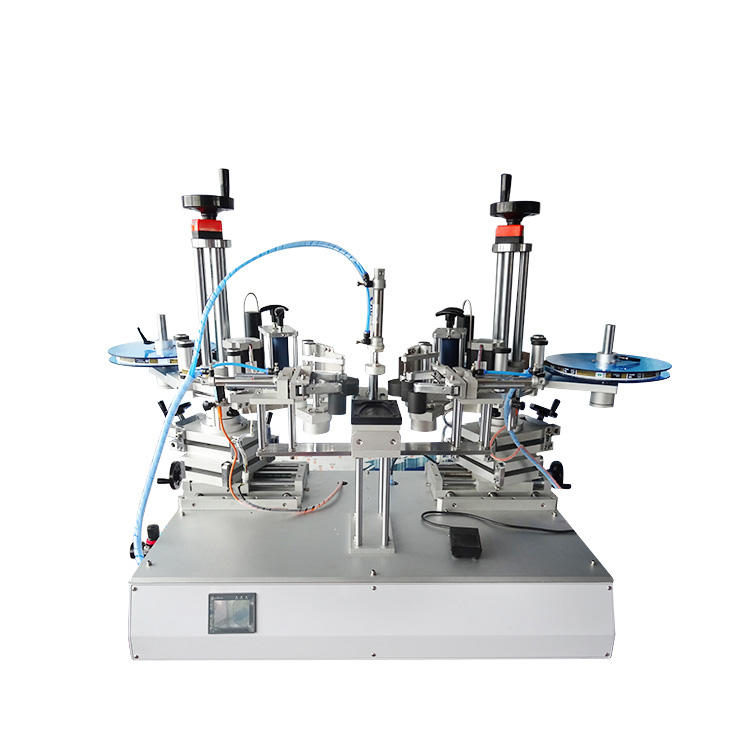 Semi-Automatic Double Sides Labeling Machine Labeller (PST-S13)
