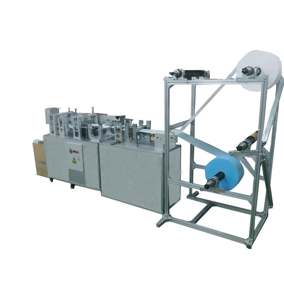 Full automatic Flat Disposal Face Mask Machine(1+2)