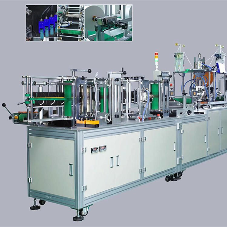 KN95 Full Automatic Mask Machine 35-40pcs/Minute