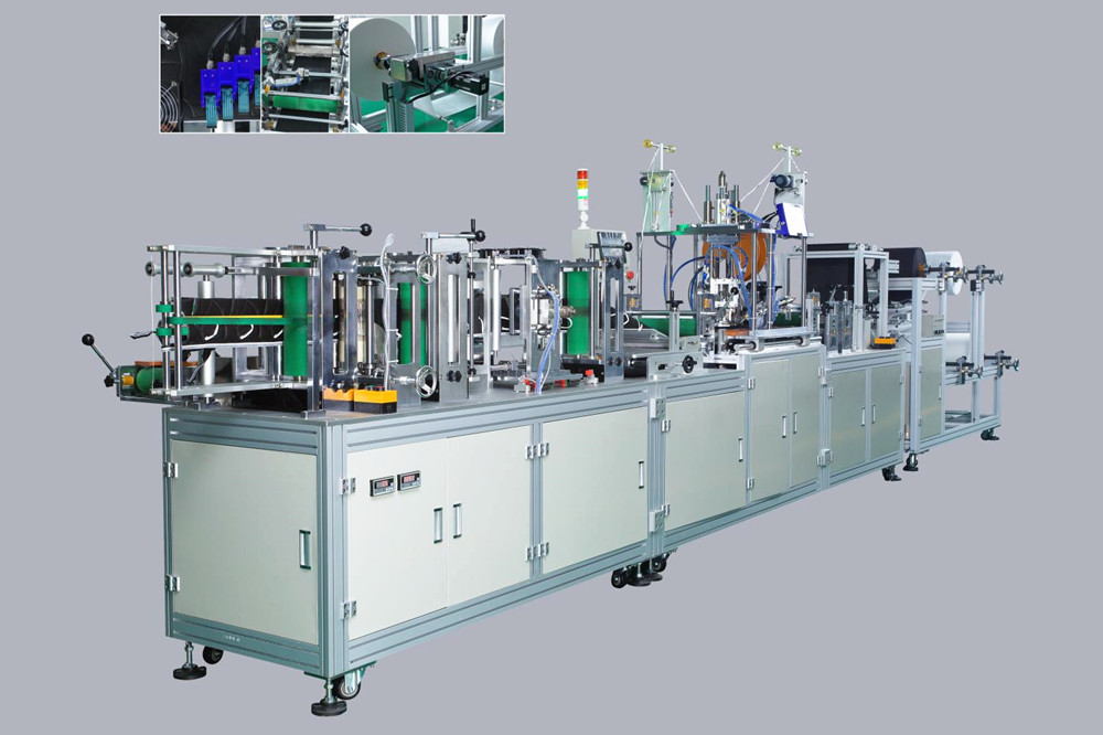 PST custom KN95 full automatic mask machine suppliers for face mask-2
