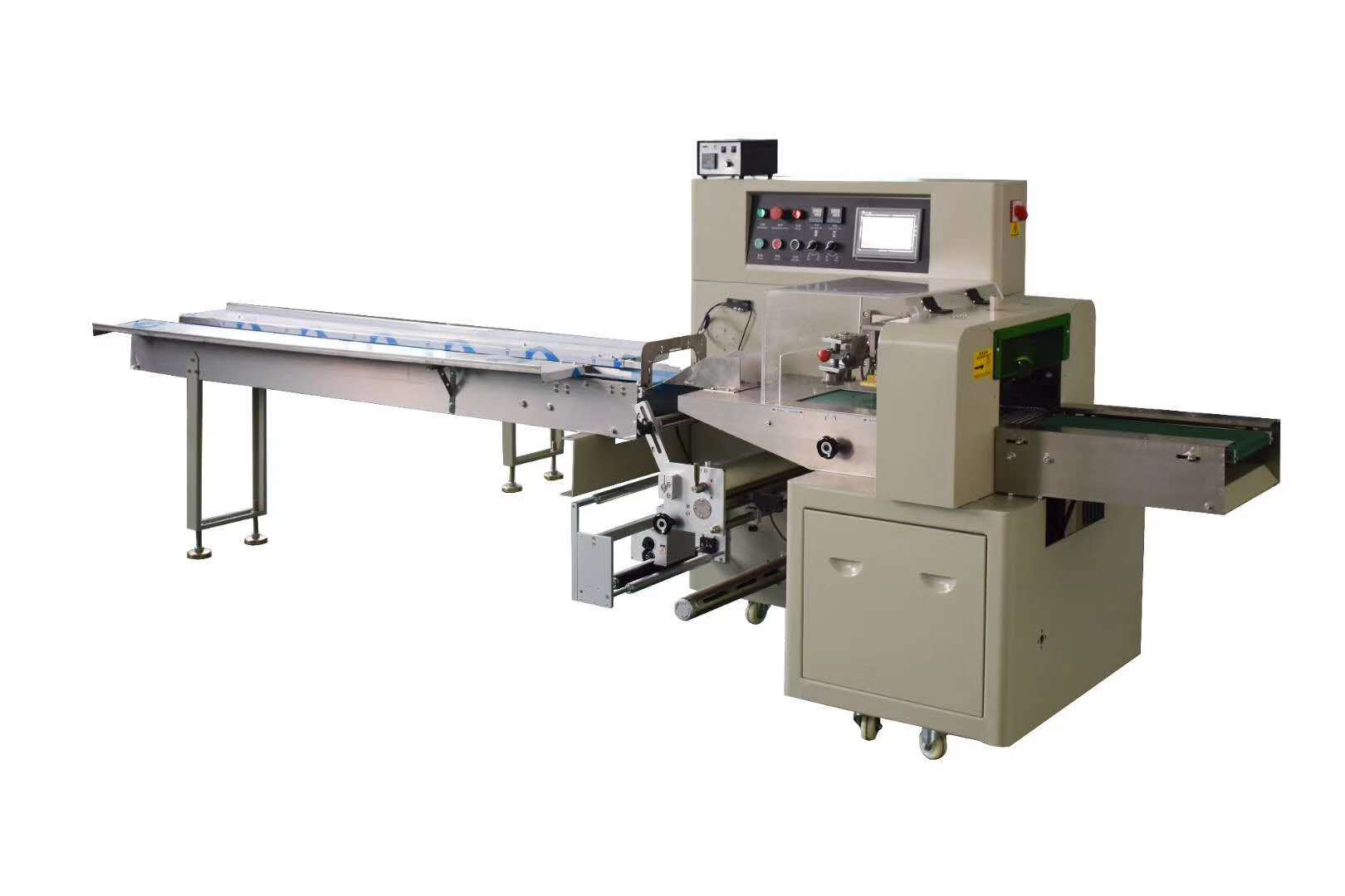 Four-side Sealing & Packing Machine for KN95/KF94 Mask PST-240F-4