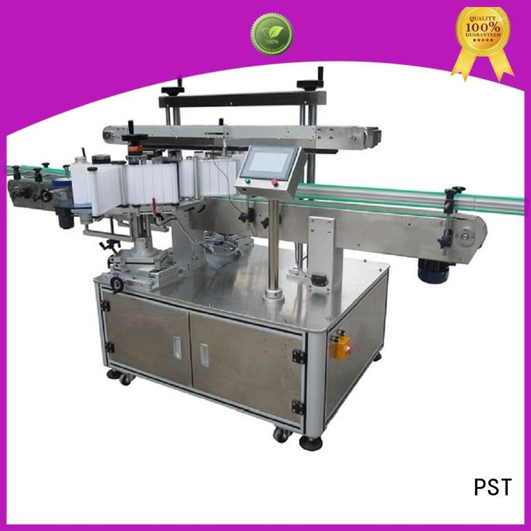 PST wholesale side label applicator company for round bottle