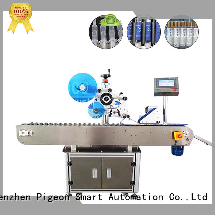 PST smart system automatic label applicator supply for industry
