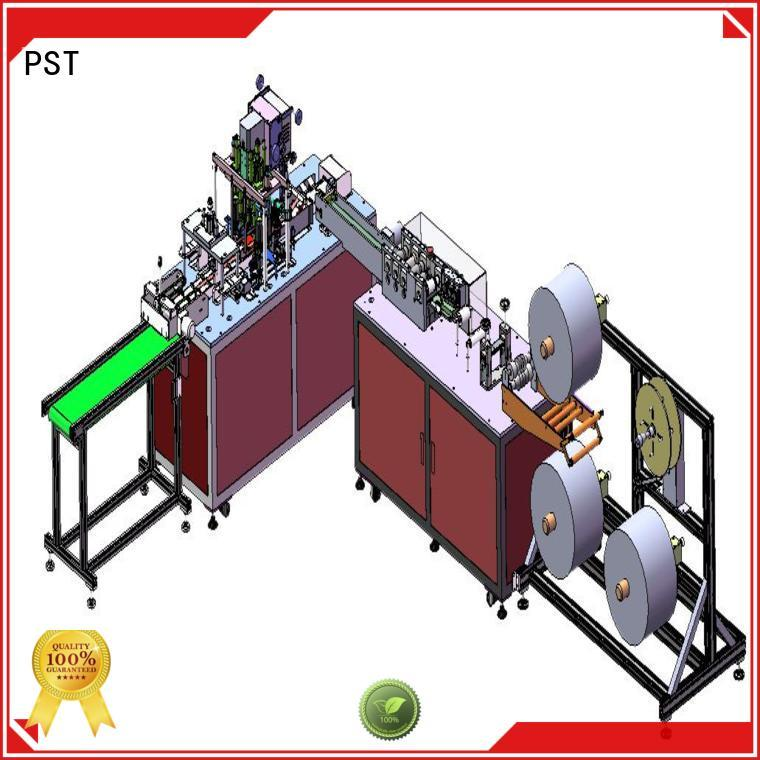PST disposable face mask machine supply for sale