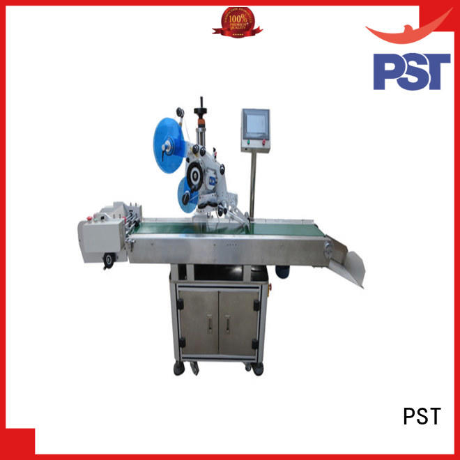 PST poly Flat Labeling Machine efficient for book