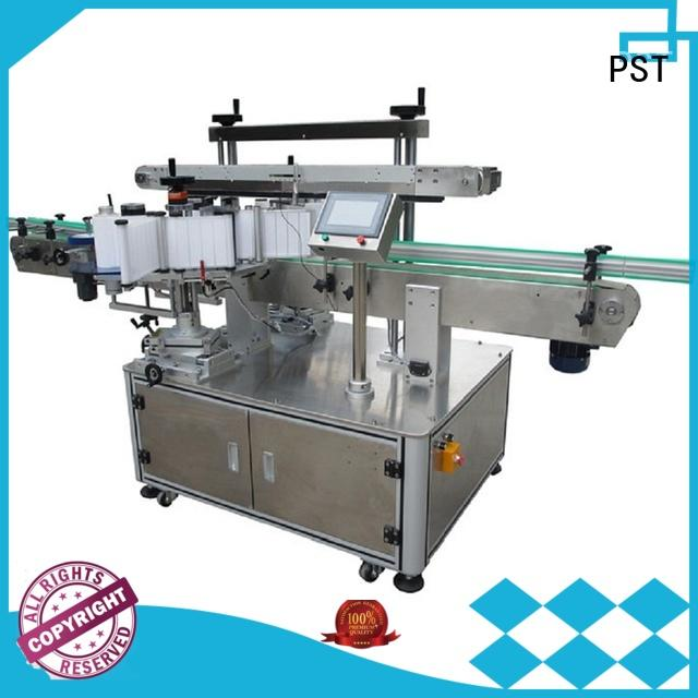 double side labeling machine factory price for packing PST
