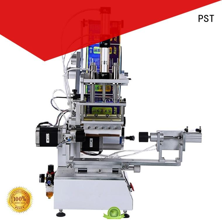 best flat labeling machine supply for square bottles