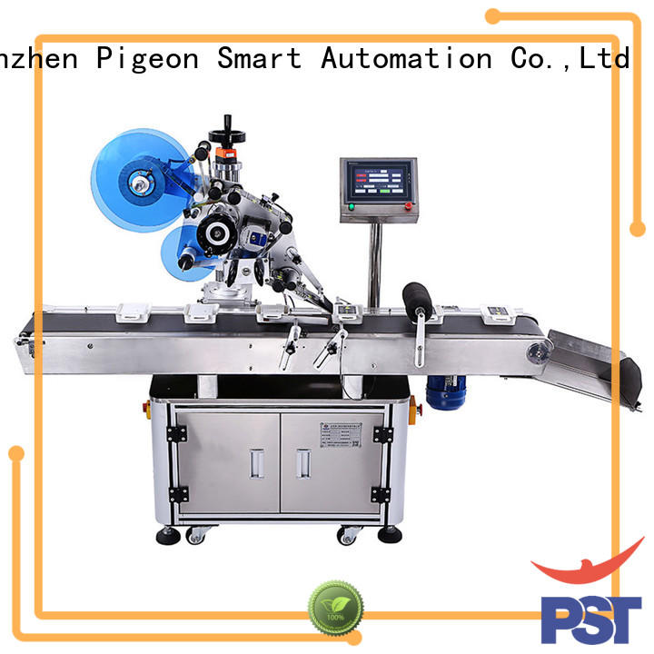 custom automatic flat labeling machine for busniess for box