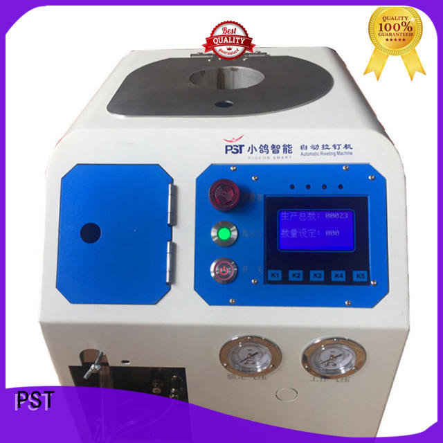 hot sale automatic riveting machine manufacturer for computer terminal case