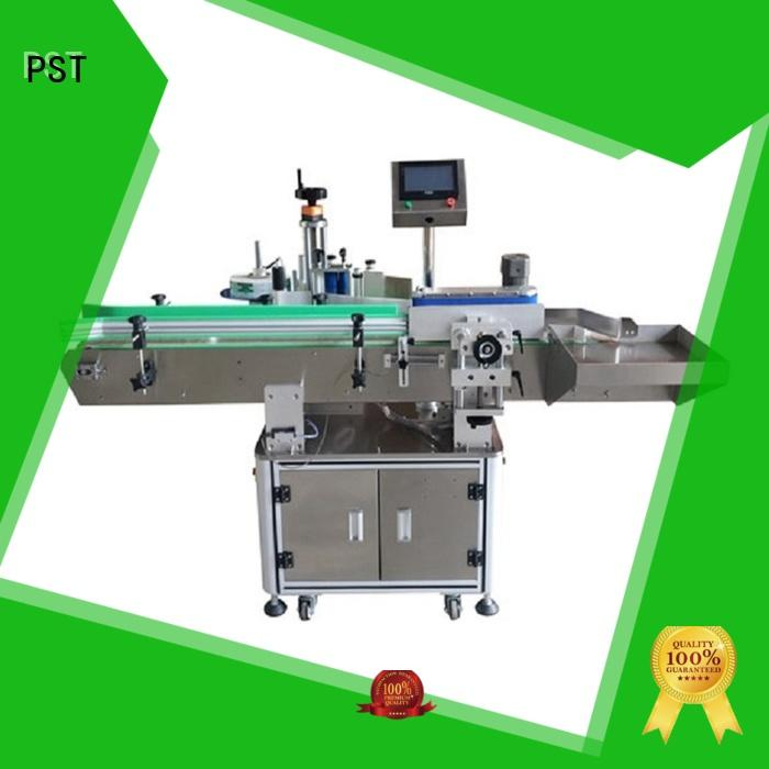PST good selling bottle labeling machine factory price for wine bottle