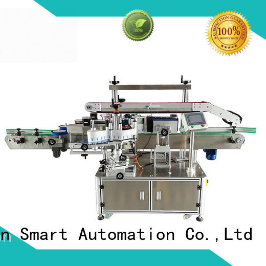 fully double side sticker labeling machine manufacturer for bucket