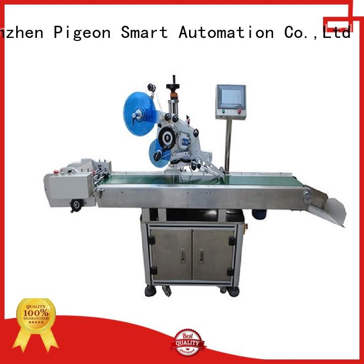 PST automatic flat labeling machine factory price for book